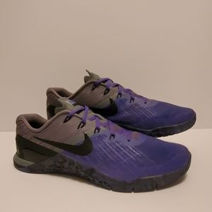 Nike metcon 3 womens shoes size 11